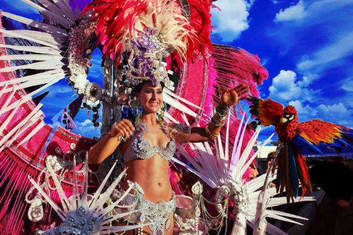 Karneval | Lanzarote | Farbenfroh | Bunt